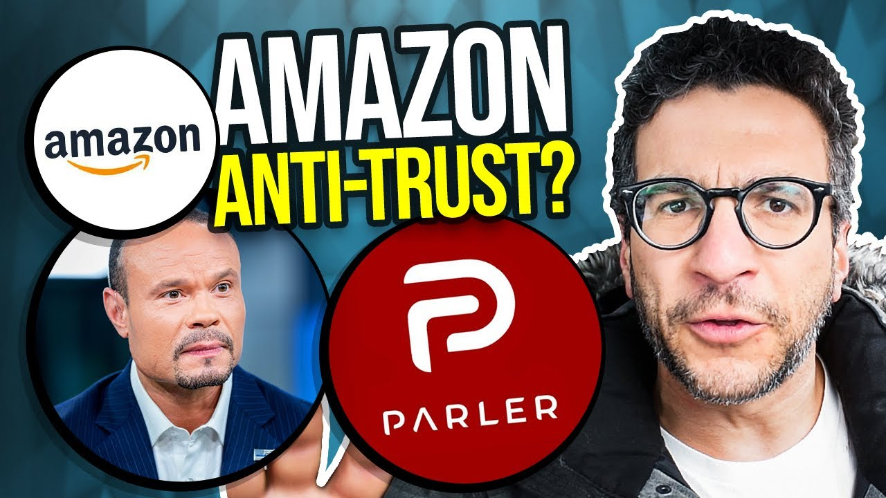 Parler is SUING Amazon! Lawyer Explains Lawsuit