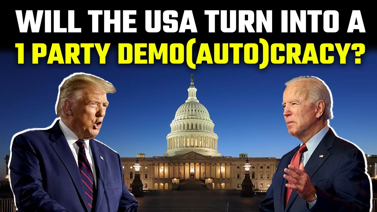 Liberals in America in are now trying to turn the US into a 1-party political system