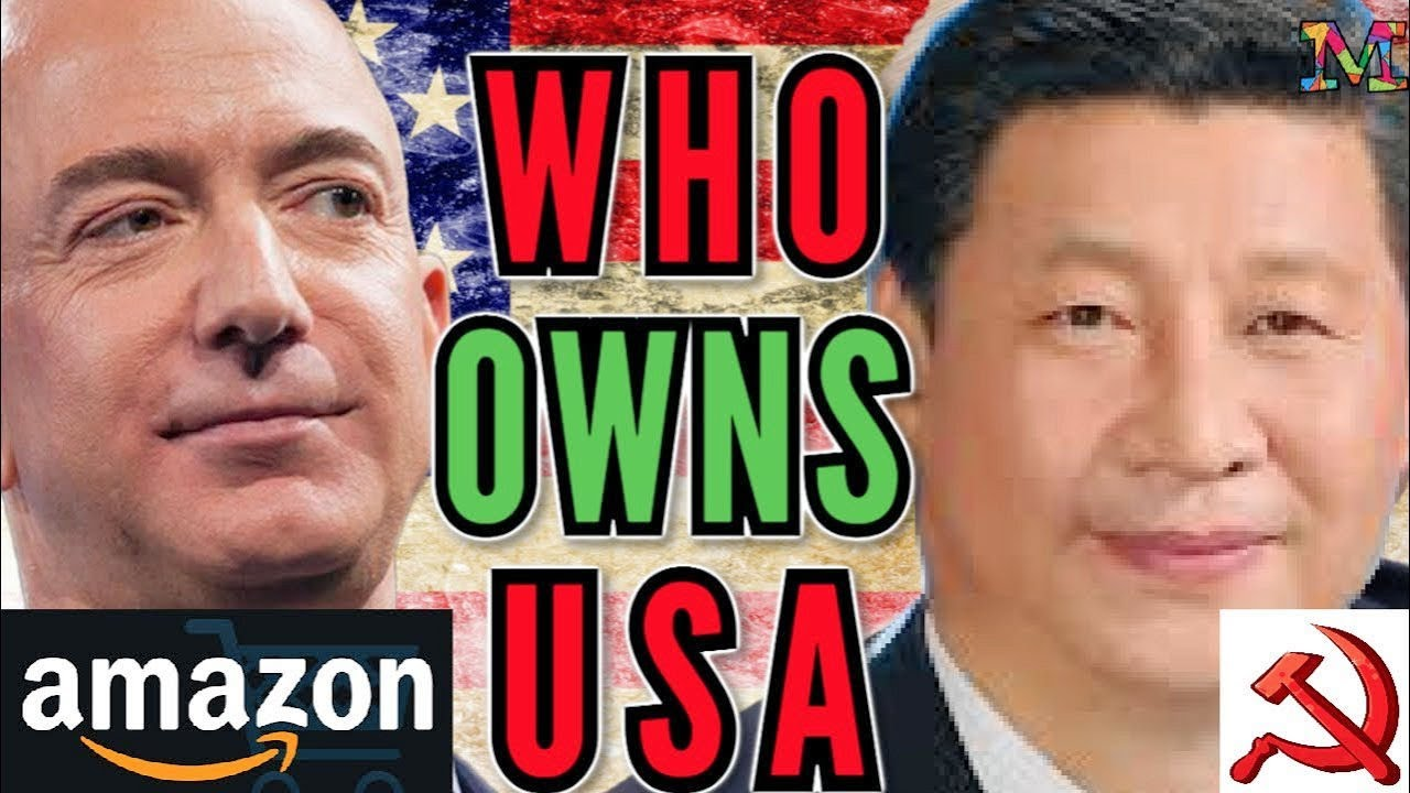 WHO REALLY OWNS & CONTROLS AMERICA'S MEDIA COMPANIES