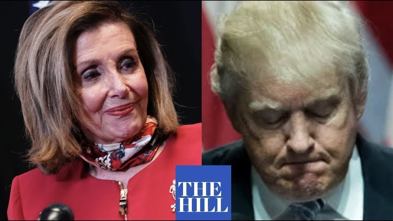 Pelosi makes veiled JAB at Trump and 2020 election-questioning Republicans