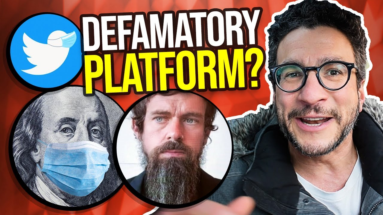 Twitter Might Be in BIG Trouble! Lawyer Explains