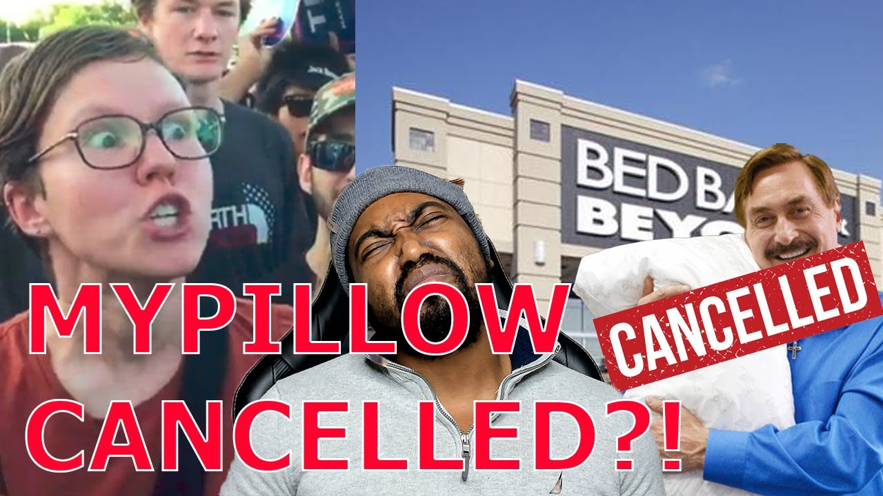 MyPillow DROPPED By Kohls & Bed, Bath & Beyond As They Fold To Woke Activists Calling For Censorship