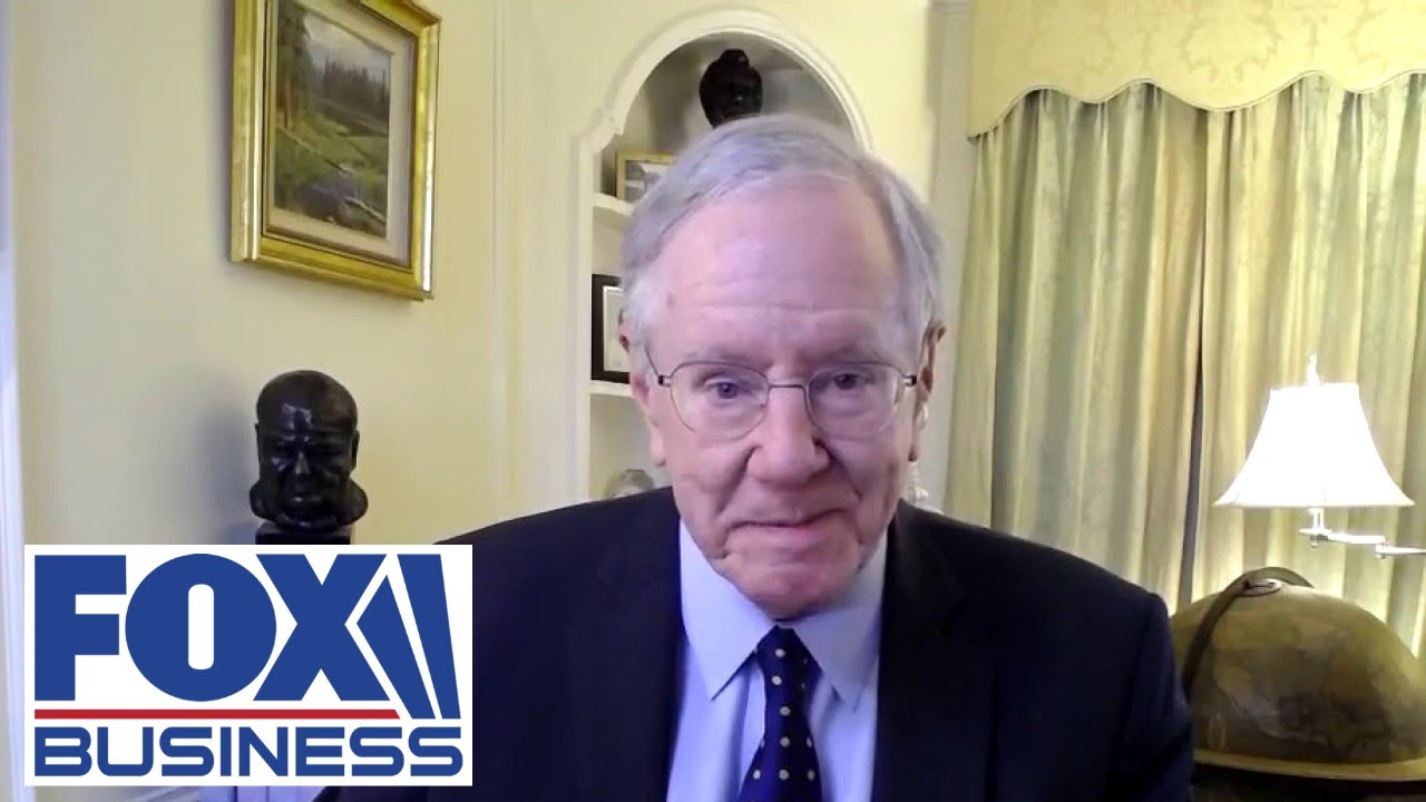 Steve Forbes reacts to Cuomo threatening to sue Biden admin for $15B in federal aid