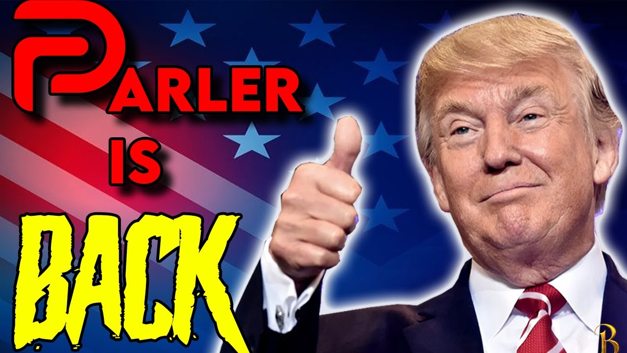 A MUST WATCH! Parler is Back & Newsmax Faces Pressure from CNN