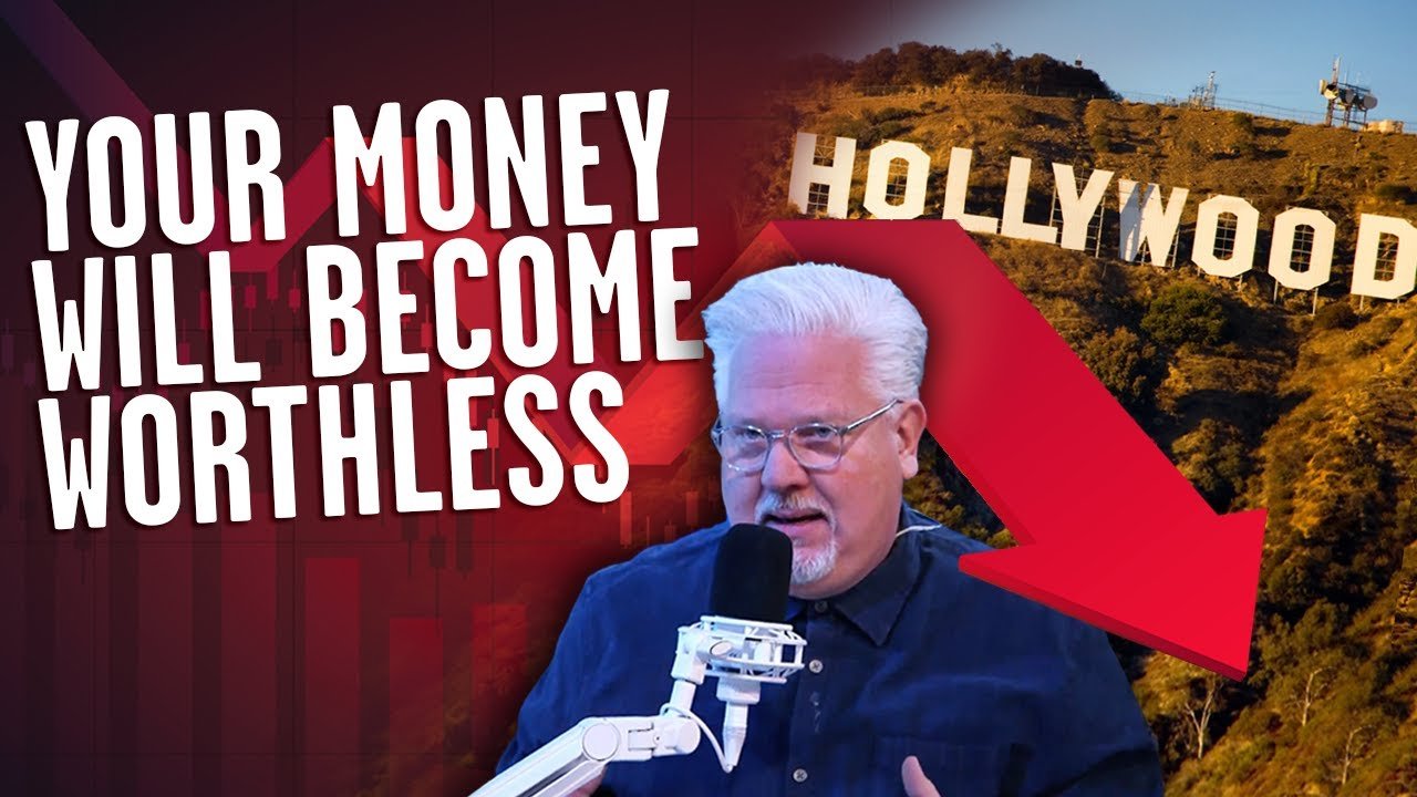 Your money will become worthless as California & New York bail out happens