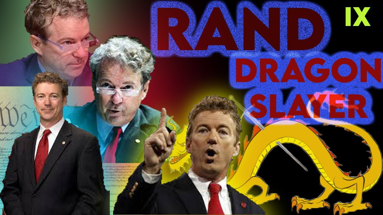 RAND PAUL!! HARD HITTING on IMPEACHMENT and proving Romney is a Moron