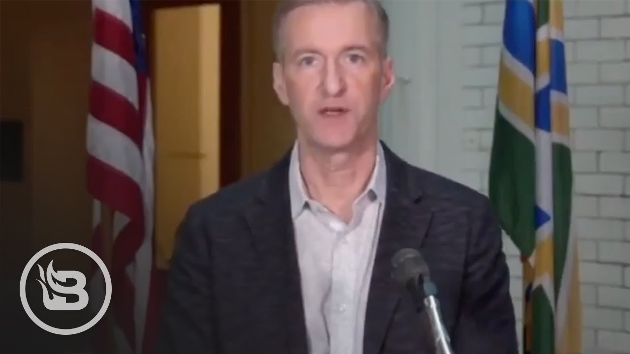 Portland Mayor Admits Trump Was RIGHT After Antifa Destroyed His Town