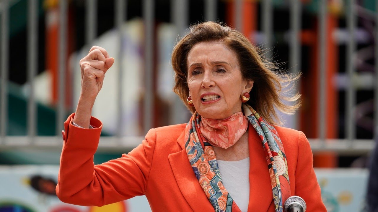 Outsiders 'triggered' by Nancy Pelosi's hypocrisy over gender-neutral languageYouTube