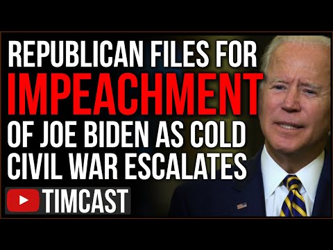 Republican Officially Files IMPEACHMENT Against Biden For Corruption Related To Hunter In Ukraine