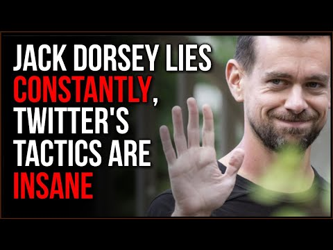 Jack Dorsey Is THE WORST Person In Tech, Twitter's Tactics Are INSANE And They WORK