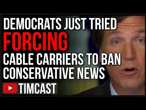Democrats Just Tried FORCING Cable Companies To BAN Conservative News Channels For Supporting Trump
