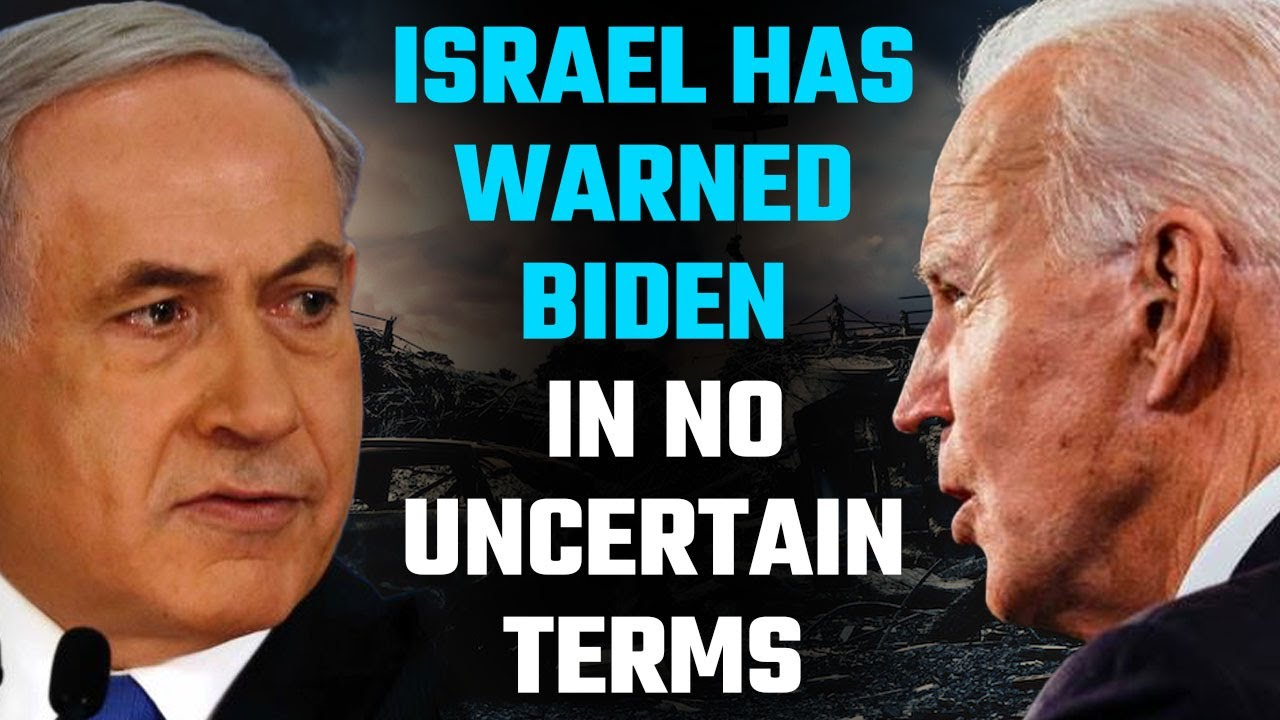 """""""We have options,"""" Israel to USA – everyone knows what those options are!"""