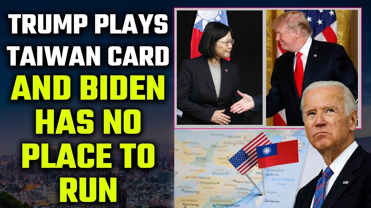 Biden will have to break his silence over Taiwan and he loses either ways