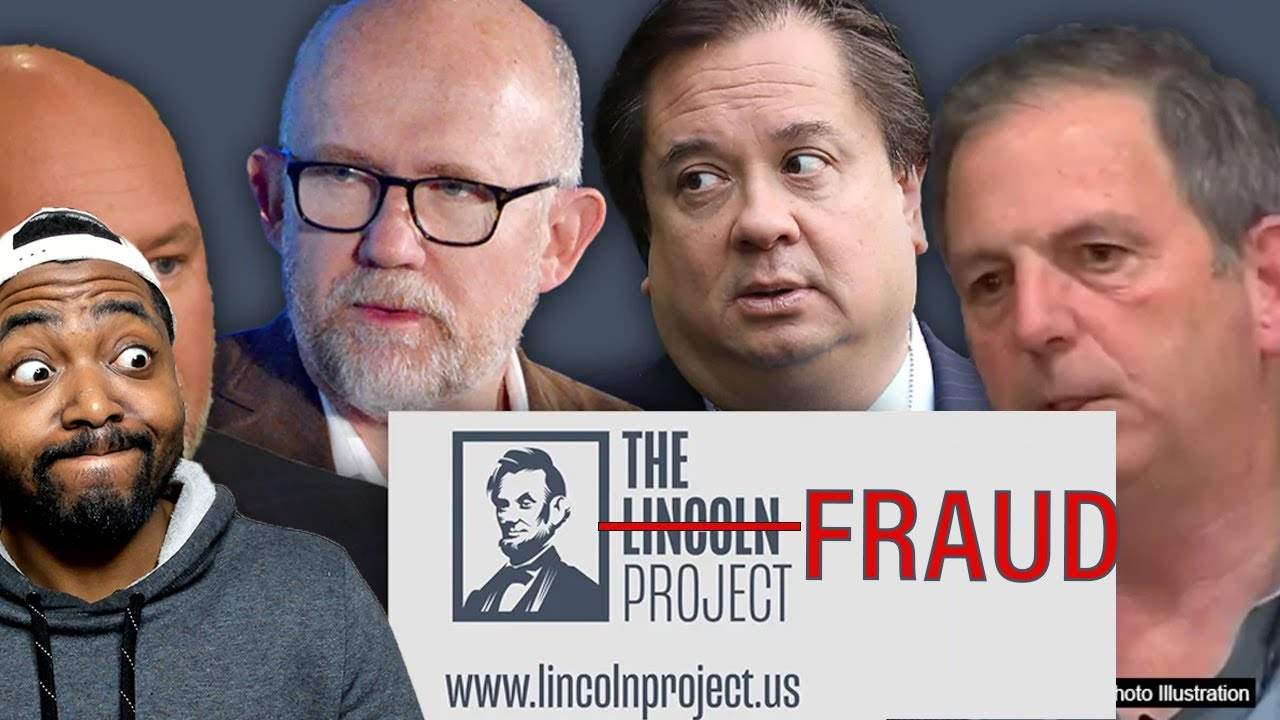 Anti-Trump Lincoln Project IMPLODES! Members FLEE After Founder Comes Under FBI Investigation!