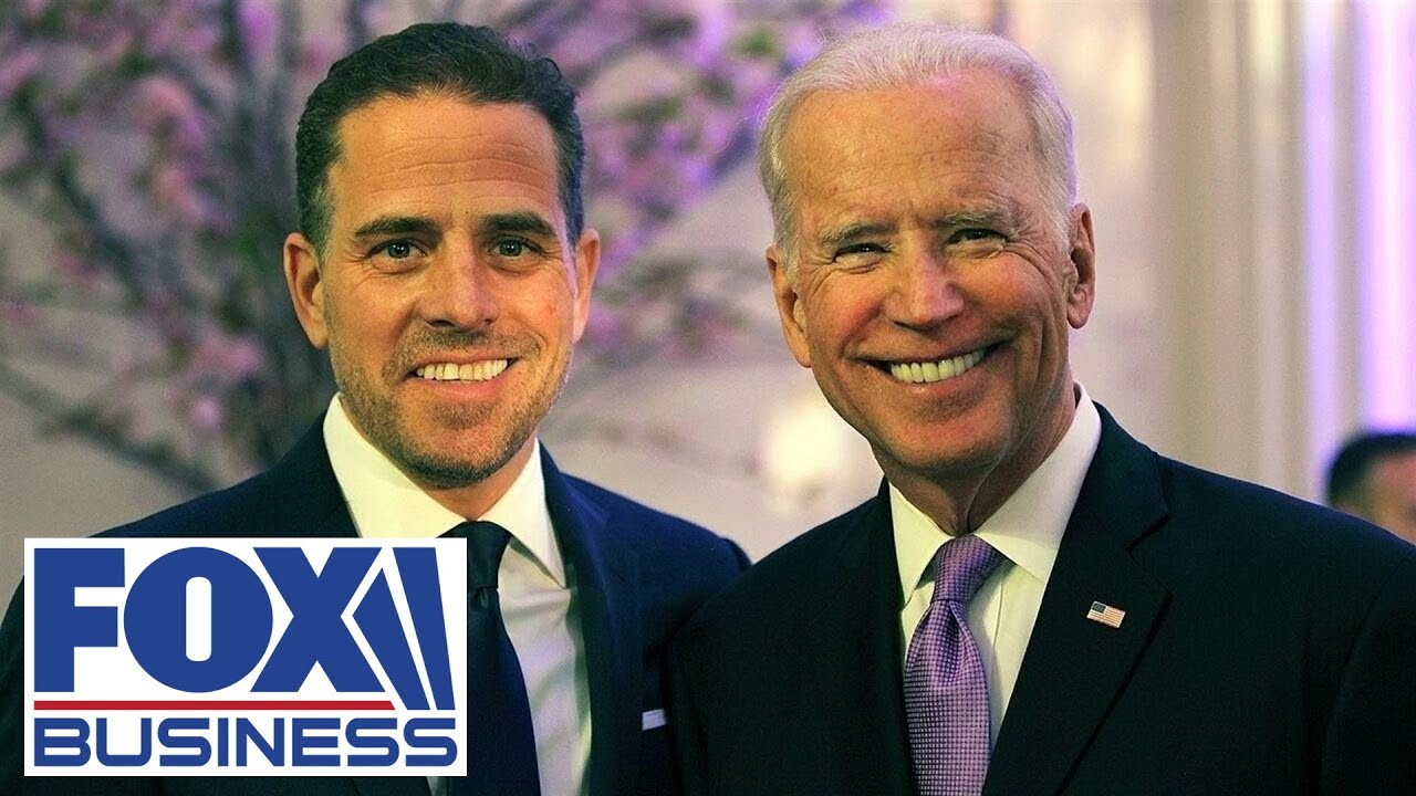 Hunter Biden's Chinese investments are 'highly worrisome'