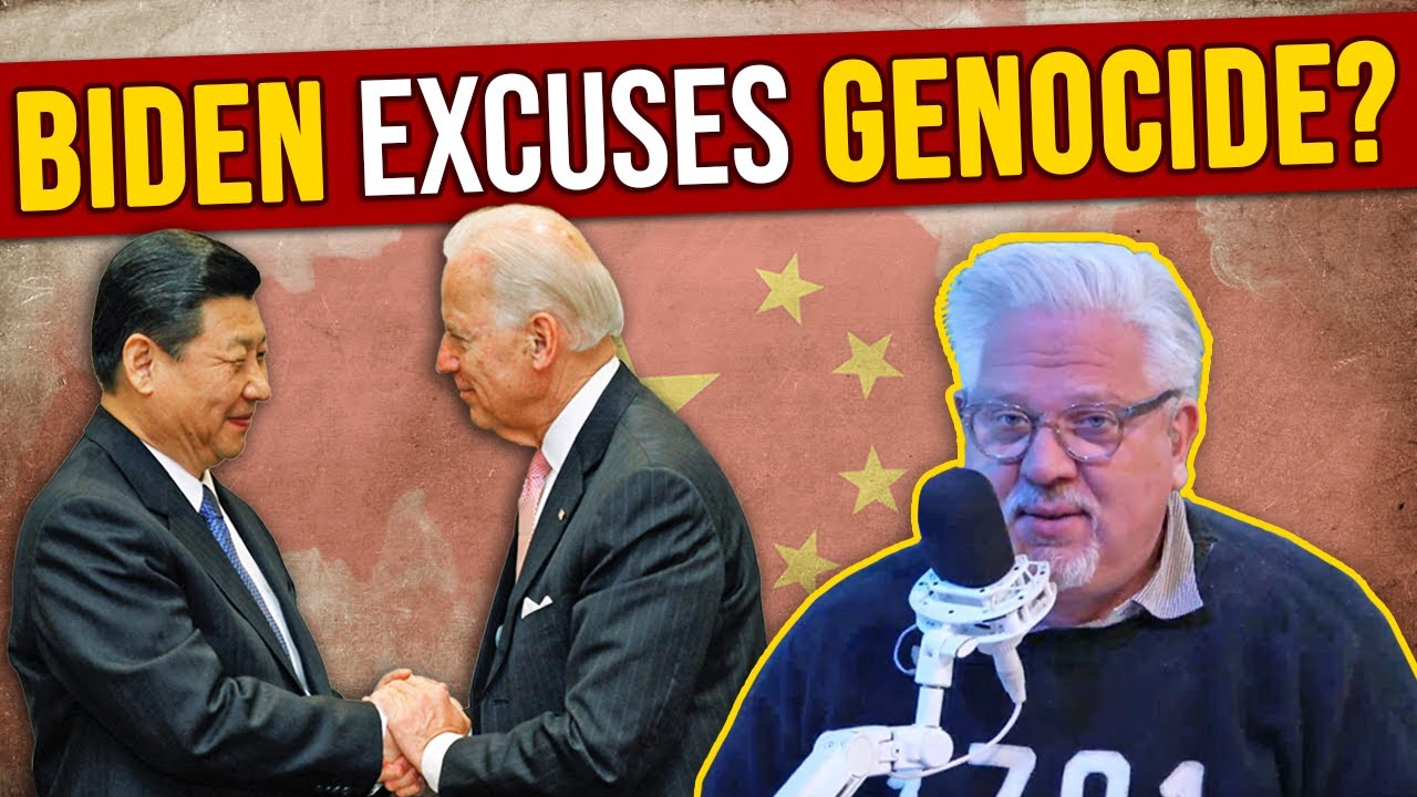 WATCH: Biden skirts genocide in China by blaming cultural differences