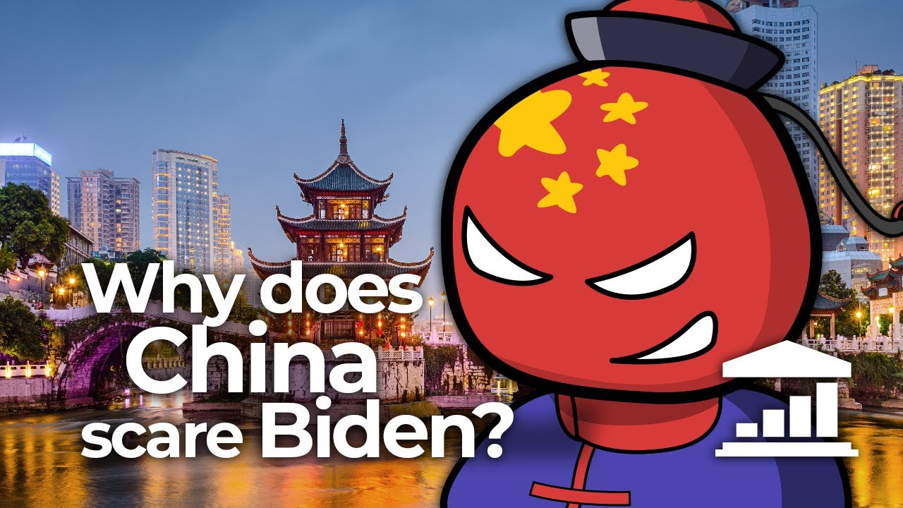 How is XI JINPING defeating the USA? (And why BIDEN has a PROBLEM)