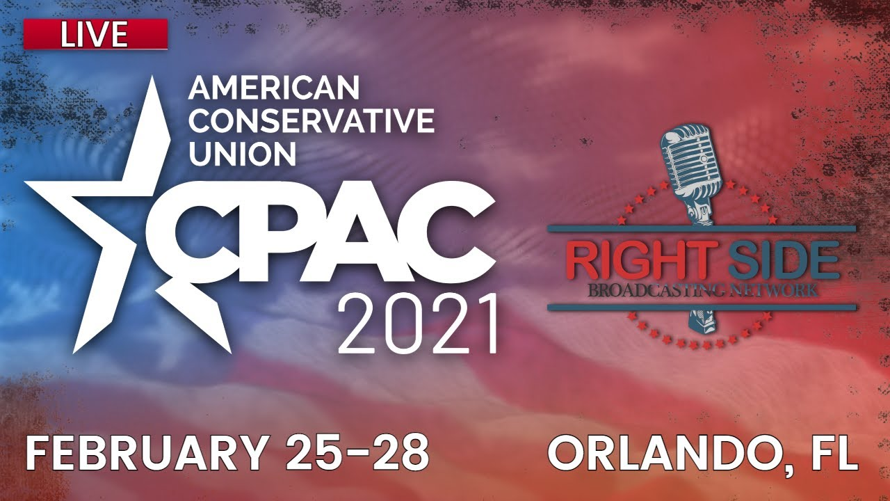 🔴 CPAC 2021 LIVE Coverage from Orlando, FL – Day 3