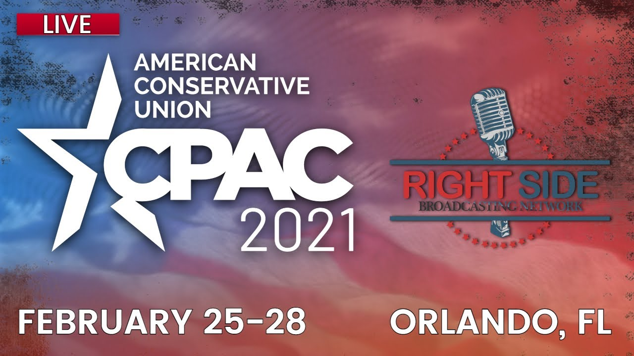CPAC 2021 LIVE Coverage from Orlando, FL – Day 1