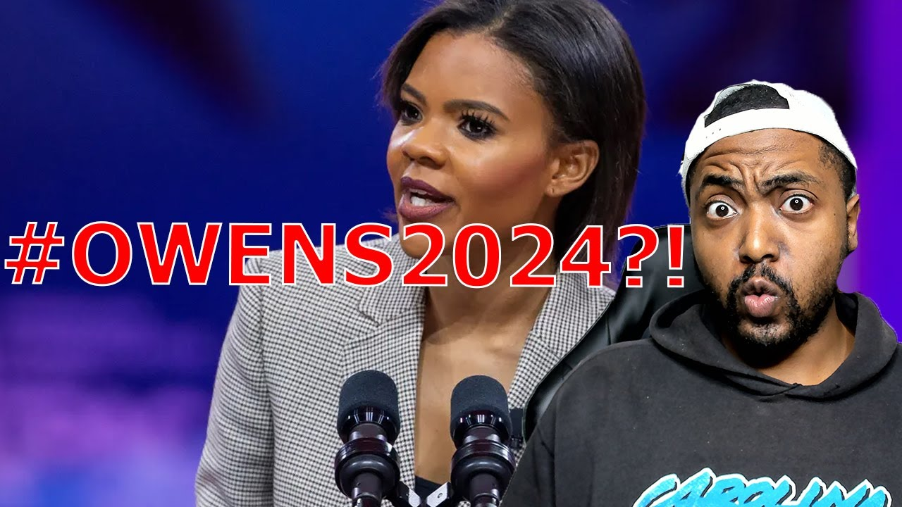 Candace Owens Breaks Twitter Says She Is Thinking of Running For President In 2024! Can She Win?!