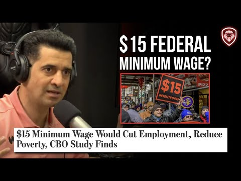 Reaction to a $15 Minimum Wage