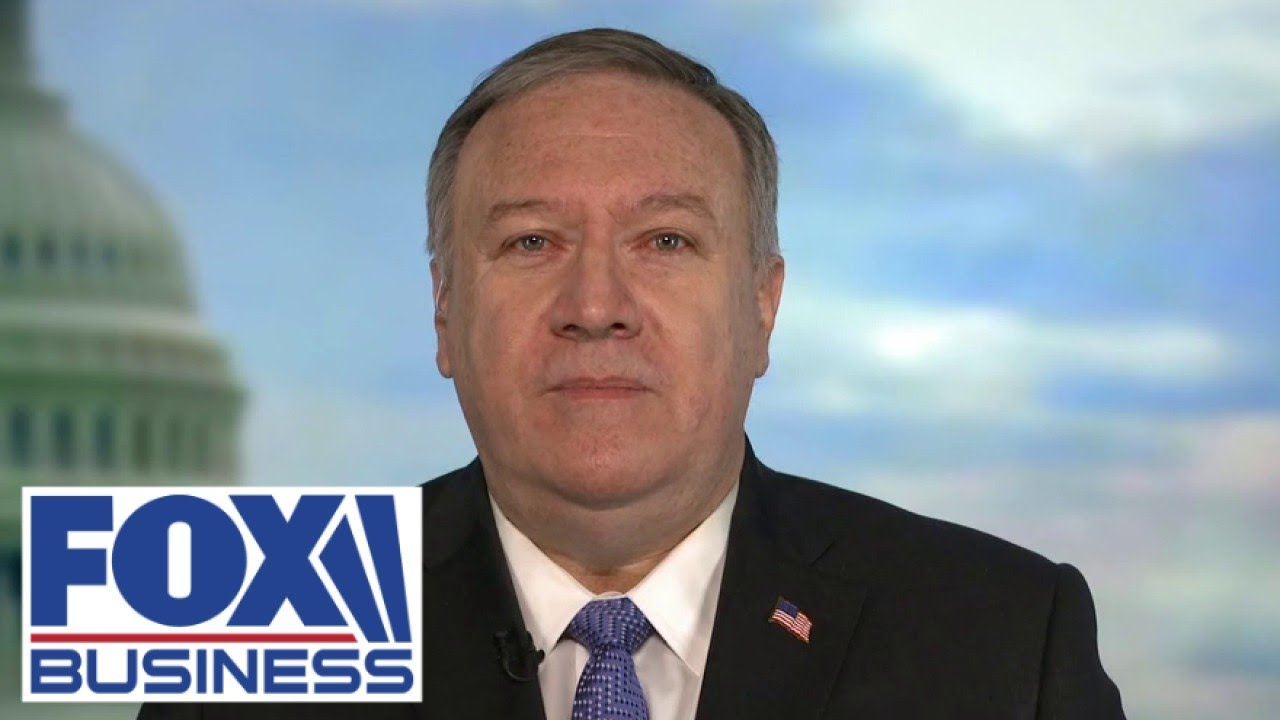 Pompeo: Going back to the Iran Nuclear Deal would be a 'bad thing'