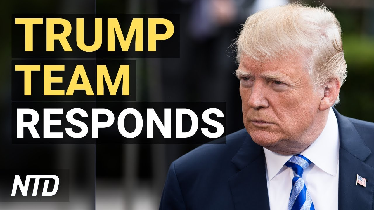 Trump Responds to Request to Testify at Impeachment Trial; Biden Reverses Trump's Foreign Policies