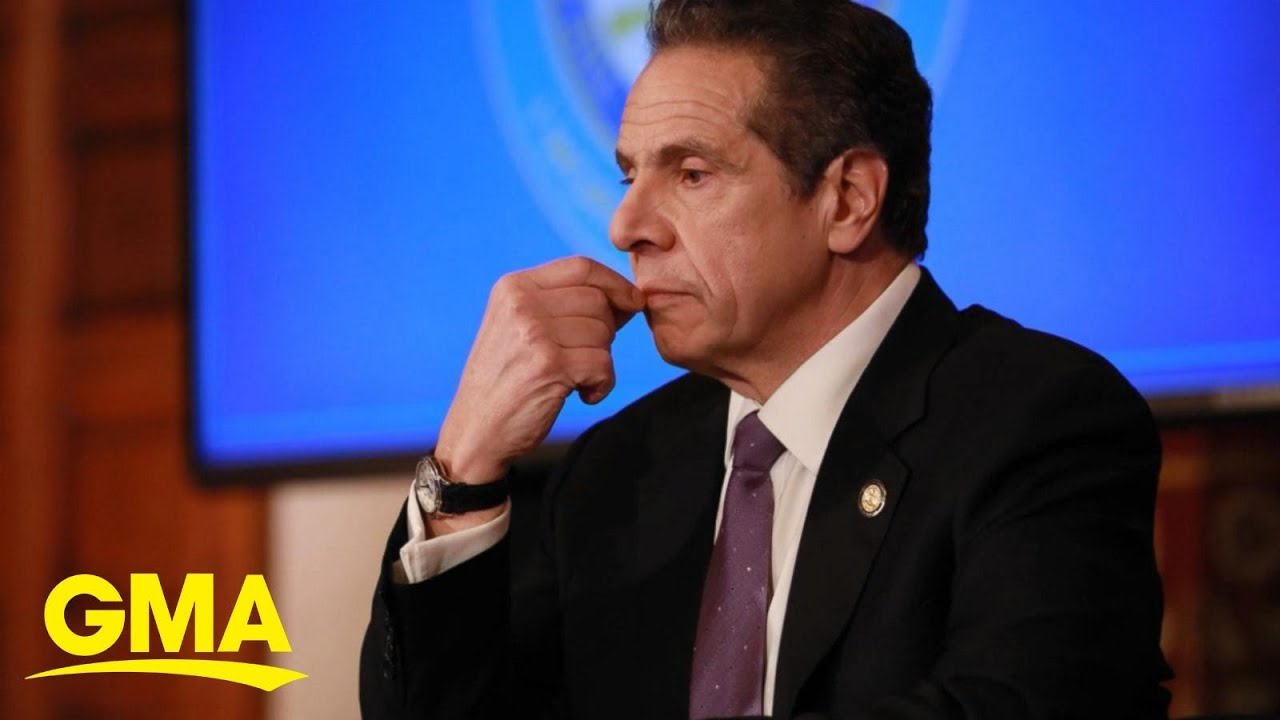 Gov. Andrew Cuomo faces another allegation of sexual harassment