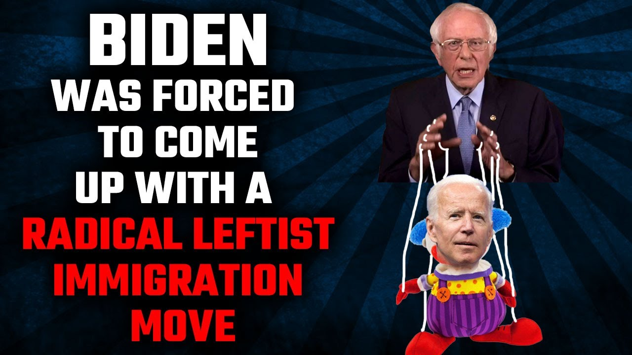 Everyone suspected that Biden was a puppet, but now it is a proven fact