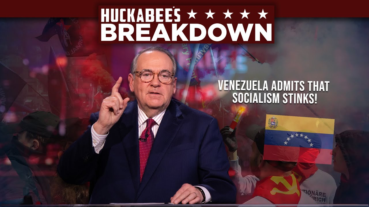 Democrats NEED TO Learn This Lesson From Venezuela