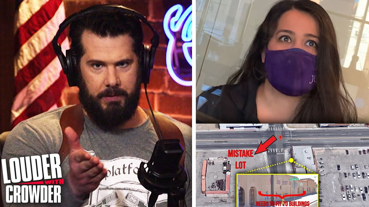HUGE: Nevada Voter Mysteries DEEPEN!   Louder with Crowder