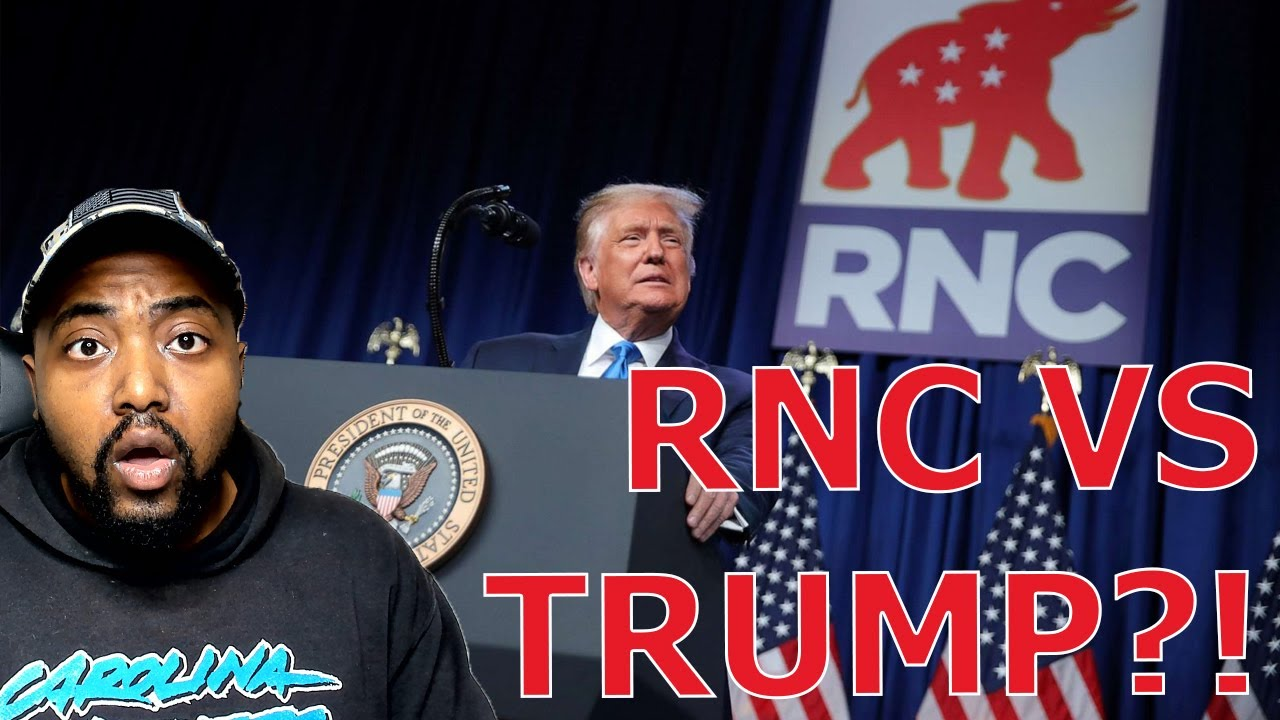 RNC REFUSES To Stop Using Trump's Name & Likeness To Raise Money Despite Cease and Desist Notice.