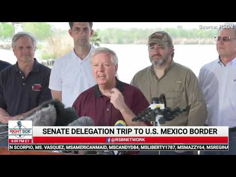 """Lindsey Graham: """"We're Complicit as a Nation in Human Trafficking"""""""
