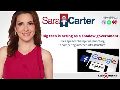 Tech expert: Big tech is acting as a shadow government
