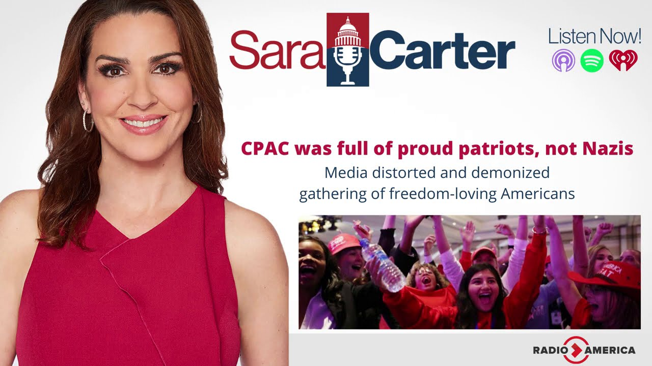 CPAC was full of proud patriots, not Nazis