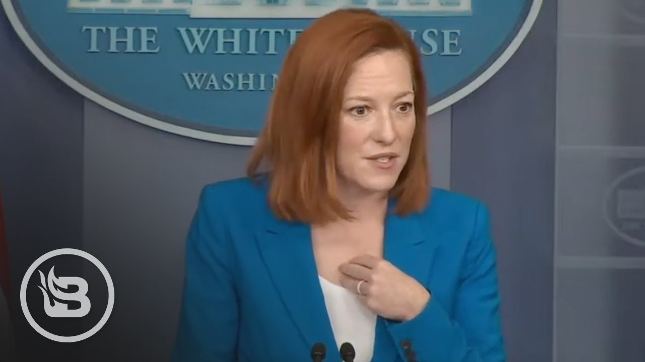 Press Sec. Gets NASTY When Reporter Asks Why Kamala Is Firing Staffers for Weed Use