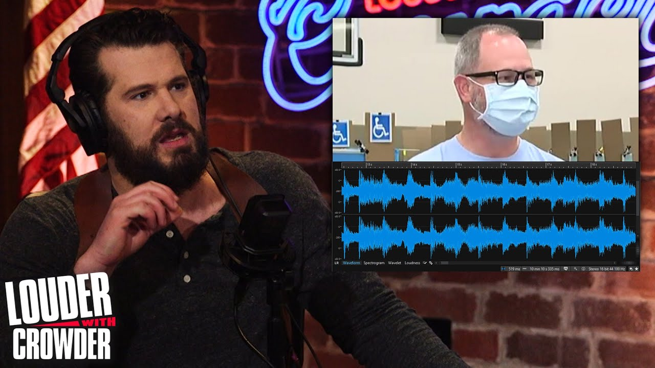 Crowder CALLS OUT Nevada Official on Voter Roll Errors!   Louder with Crowder
