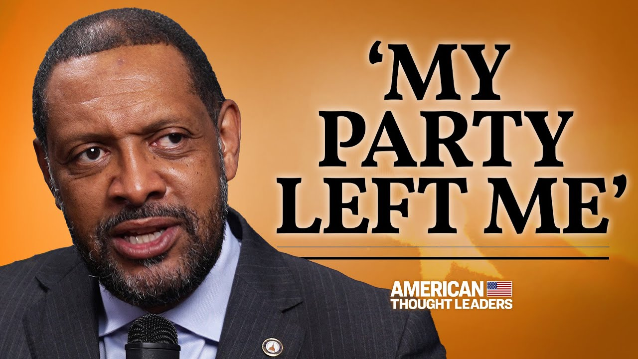 'They Don't Control Me'—Vernon Jones on Cancel Culture & Leaving the Democratic Party