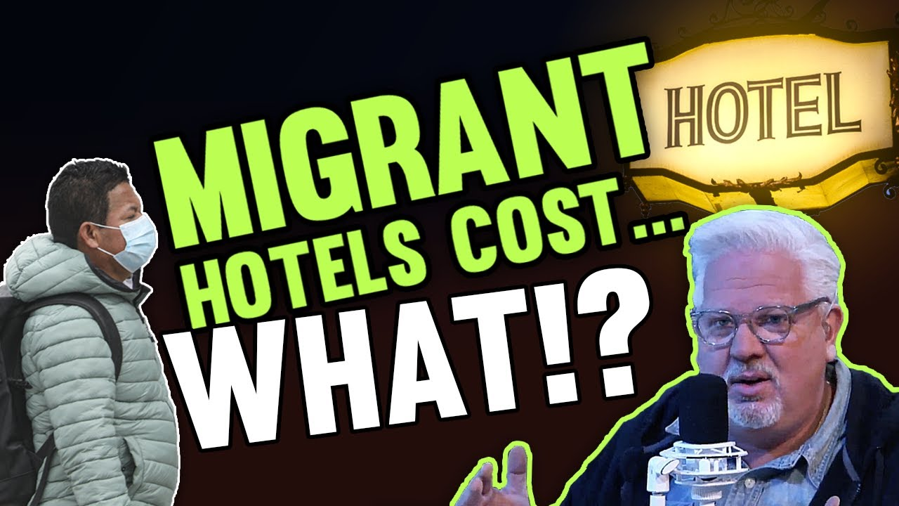 ICE is 'securing' hotel rooms for migrant families & they cost HOW MUCH?!