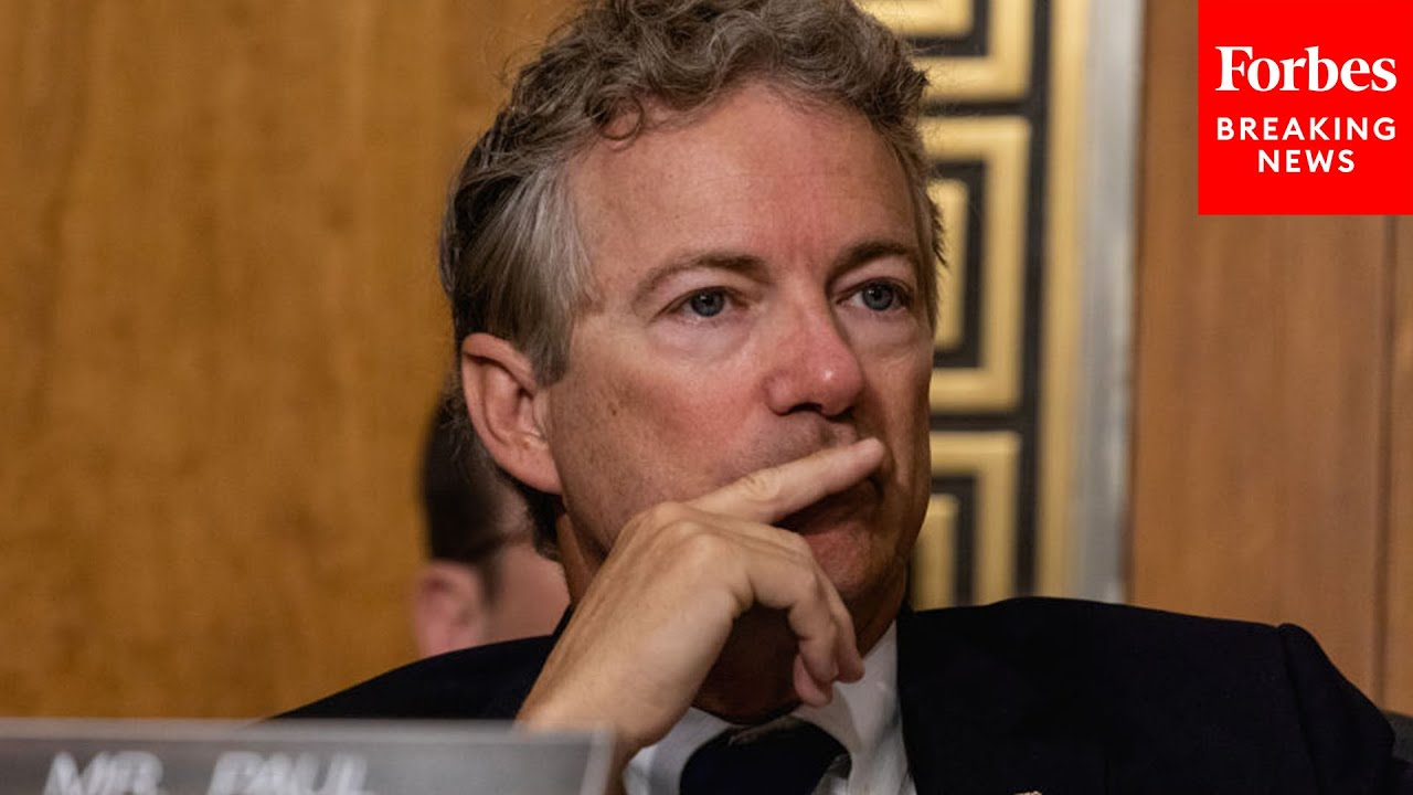 Rand Paul GRILLS Biden nominee over Libya, Syria policies during Obama administration