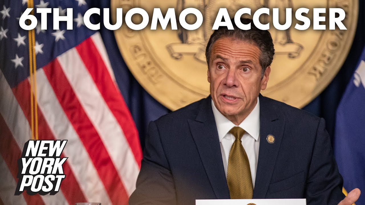 Another Cuomo sex harass complaint as aide becomes sixth woman to accuse governor | New York Post