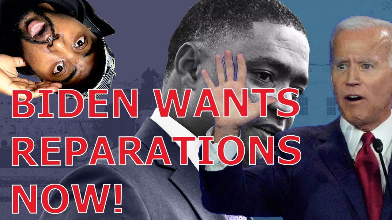 Biden Administration Wants To Start Giving Out Reparations NOW!