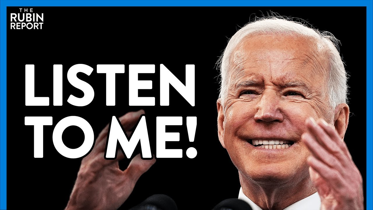 Watch Biden Embarrass Himself, Begs Governors to Listen to Him | DIRECT MESSAGE