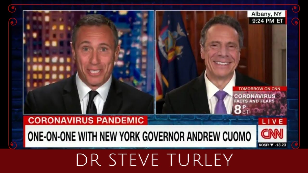 CNN's Chris Cuomo BLASTED For Refusing to Cover Brother Andrew's Harassment Scandal!!!