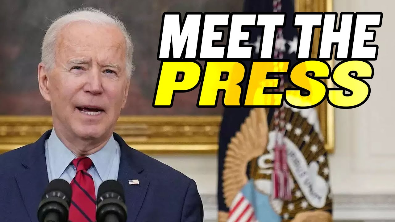 First Biden Press Conference | US China Sanctions