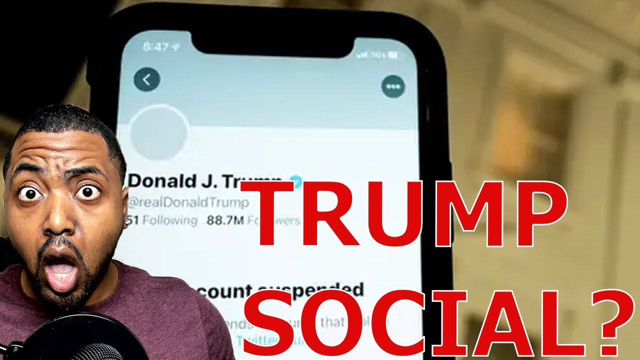 Trump Launching His Own 'Game Changing' Social Media Platform In 2 3 Months