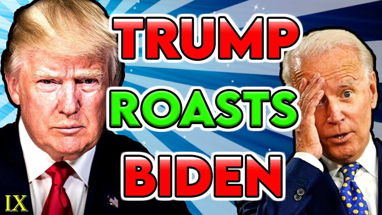 TRUMP'S EPIC BIDEN ROAST At CPAC—Joe Doesn't Know What the **** Is Going On!!