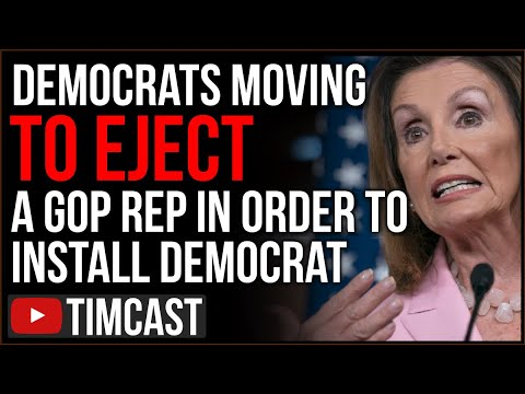 Democrats Are Trying To Eject A Republican Congresswoman To INSTALL A Democrat In INSANE Power Grab