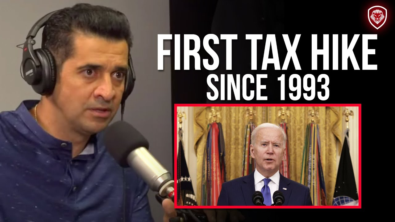 Reaction to Biden's Proposed Tax Hike, First President Since 1993