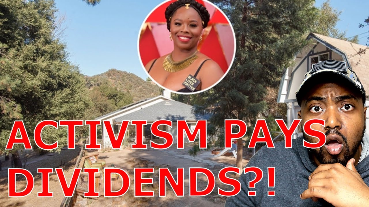 BLM Founder Patrice Cullors Purchases $1.4 Million Dollar House While BLM Chapters Are Stiffed